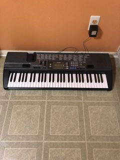 Casio CTK-61 key portable Keyboard