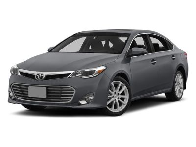 2014 Toyota Avalon XLE (Not Given)