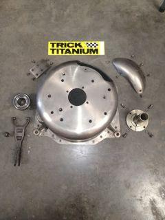 """Trick Titanium 8 5/8"""" bellhousing"""