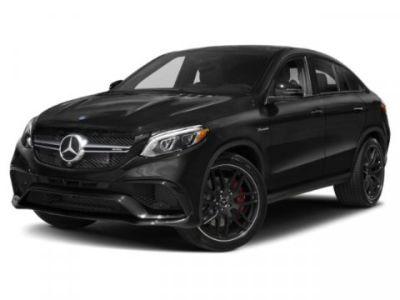 2019 Mercedes-Benz GLE AMG GLE 63 S 4MATIC Coupe (Obsidian Black Metallic)