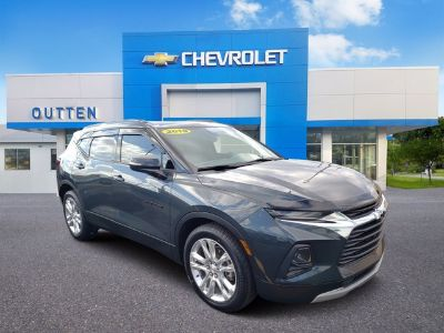 2019 Chevrolet Blazer (Graphite Metallic)