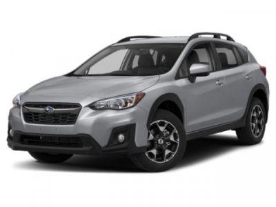 2019 Subaru Crosstrek Limited (Crystal White Pearl)
