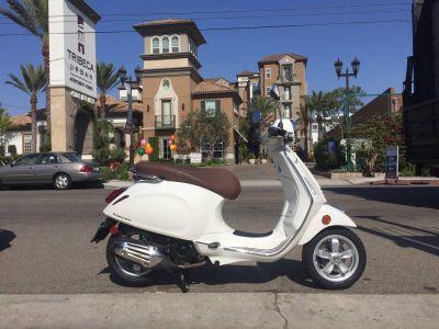 2018 Vespa Primavera 150 250 - 500cc Scooters Marina Del Rey, CA