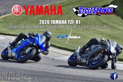 2020 Yamaha YZF-R1 Sport Clearwater, FL