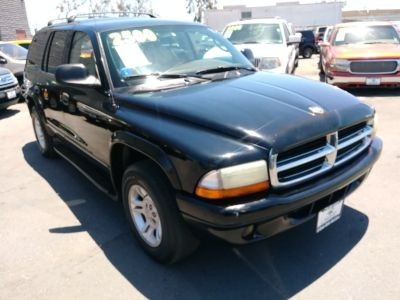 2002 Dodge Durango SLT (Black)