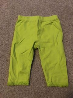 Jumping beans pants size 9 months