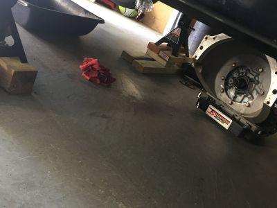 Powerglide and parts Camaro