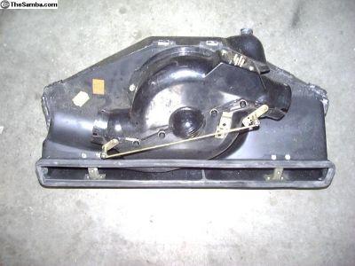 Porsche 911 Fresh Air Blower Assembly