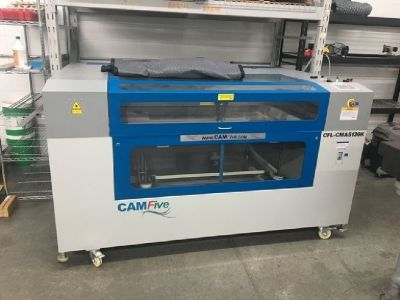 2016 CAMFive Cutting and Engraving CO2 Laser RTR#8071581-01