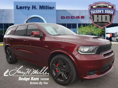2018 Dodge Durango SRT (Octane Red Pearlcoat)
