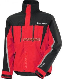 Purchase Scott Sawtooth GT Jacket GORE-TEX - Black/Red motorcycle in Sauk Centre, Minnesota, United States, for US $144.00