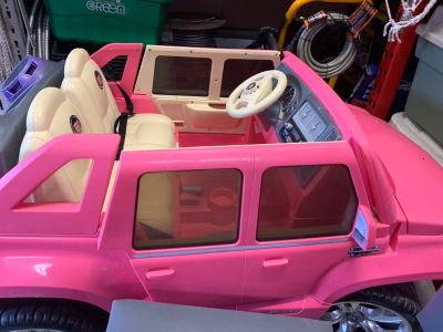 Kids ride on battery operated