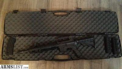 For Trade: Bushmaster ar15