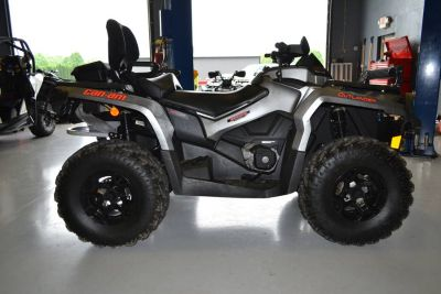 2015 Can-Am Outlander MAX XT 1000 Utility ATVs Grantville, PA
