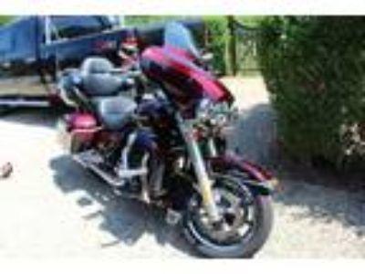 2015 Harley-Davidson Touring UL