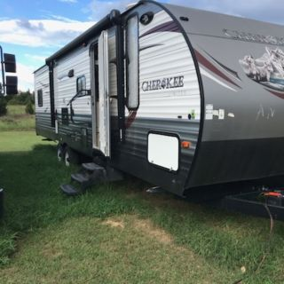 2015 Forest River Cherokee 284BH