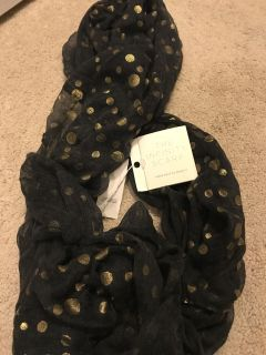 LOFT infinity scarf- new with tags