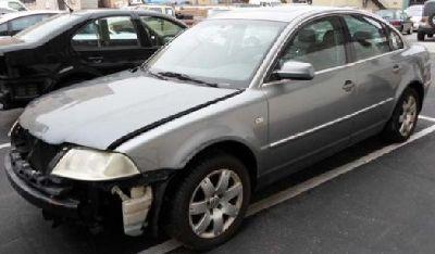 ?50201 - Parting Out - 2001 VW Passat 2.8 V6 | M/T - EZS