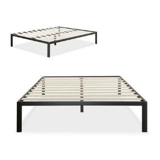 BRAND NEW ZINUS PLATFORM QUEEN SIZE BED FRAME w/WOOD SLATS
