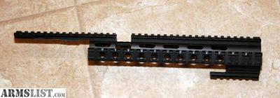 For Sale: Ruger 10/22 Aim Sports Aluminum Picatinny Weaver Quad Rail