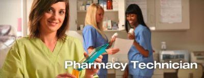 Pharmacy Technician Training  2-week Course
