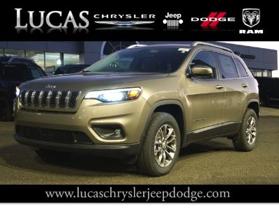 2019 Jeep Cherokee (Light Brownstone Pearlcoat)