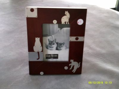 new cat picture frame