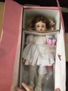 Paradise Galleries Porcelain Doll - a Party for Sarah 1991