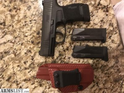 For Sale/Trade: P365 with extras