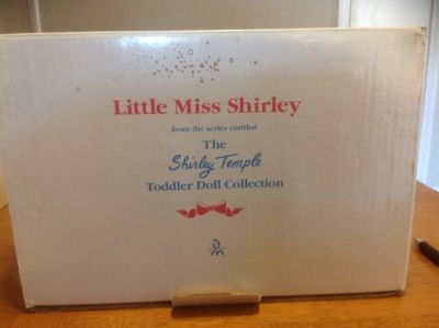 Little Miss Shirley Doll
