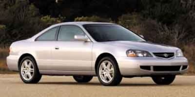 2003 Acura CL 3.2 Type-S (Red)