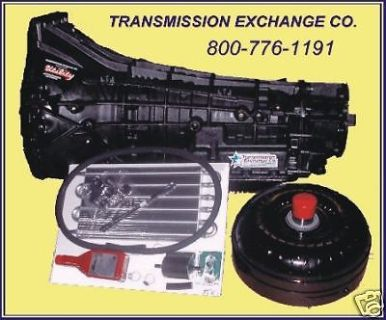 Buy Extreme Duty Tow Matrix Transmission for Ford E4OD motorcycle in Portland, Oregon, United States, for US $3,450.00