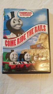 Thomas and friends come ride the rails