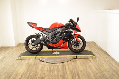 2012 Kawasaki Ninja ZX -6R Supersport Motorcycles Wauconda, IL