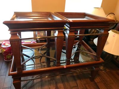 Coffee & End Tables Perfect Condition