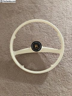 Reproduction Rometch Steering Wheel