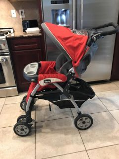 Chicco stroller great condition ppu only flash sale