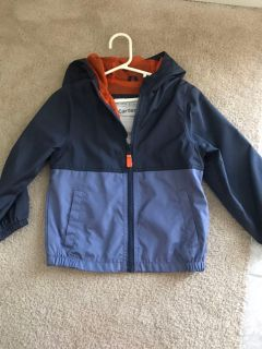 Carters 4T boys lightweight jacket
