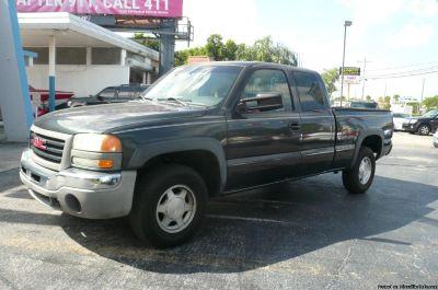 2003 GMC SIERRA 1500 4X4