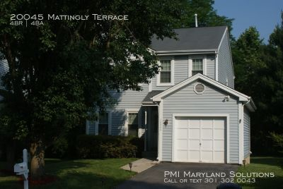 Beautiful 4 BR 3.5 BA for rent in Montgomery Village $2300.00