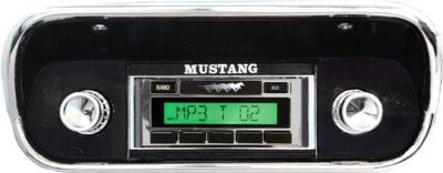 Find USA-230 Stereo Radio for a '67-73 Ford Mustang Autosound New Warranty AUX motorcycle in Fullerton, California, US, for US $159.00