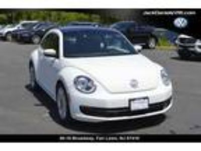 used 2016 Volkswagen Beetle for sale.