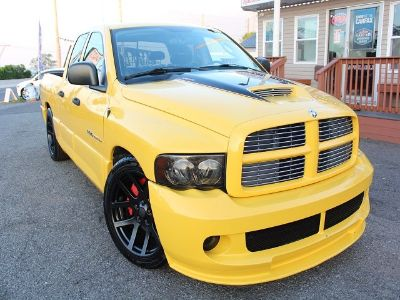 2005 Dodge Ram 1500 SRT-10 (Yellow Fever)