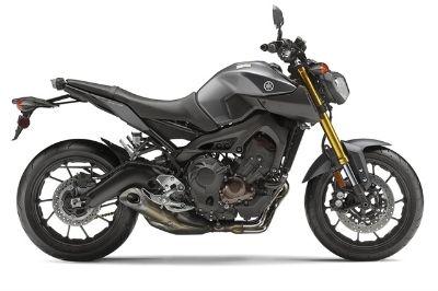 2015 Yamaha FZ-09 Sport Motorcycles Saint Charles, IL