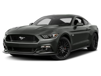 2017 Ford Mustang GT (Magnetic Metallic)
