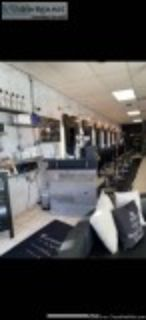 MODERN SALON EQUIPMENT and FURNITURE FOR SALE