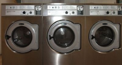 Coin Operated Wascomat W630 Washer 3ph Used