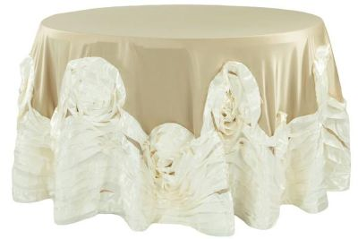 Wedding Cake Table Cover