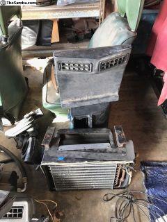 74-75 Air conditioner unit