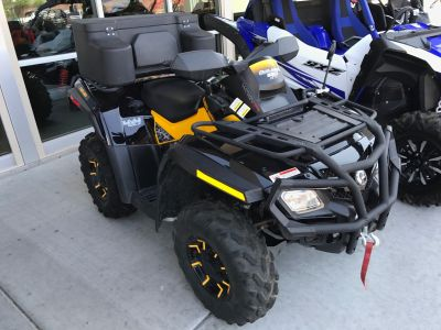 2010 Can-Am Outlander XT-P 650 EFI Utility ATVs Las Vegas, NV